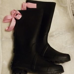 Aly's Boots Tall Rubber Boots Shell sizes 8 & 11